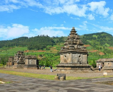 Dieng Package2