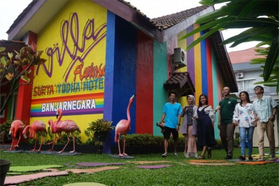 Villa Flamingo Surya Yudha Park