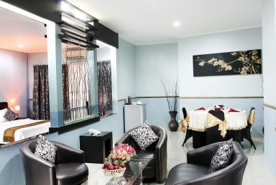 royal suite dapur