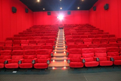 Cinema From front