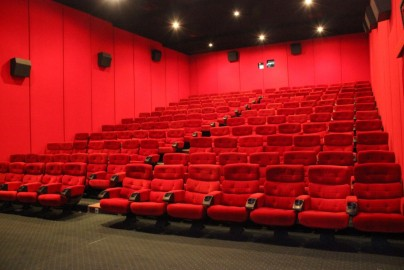 Cinema From right side